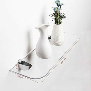 Floating Shelves Acrylic Shelf Kit